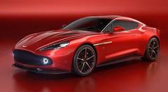 Villa d'Este 2016 : Zagato sublime l'Aston Martin Vanquish