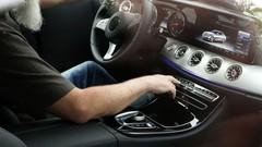 Mercedes Classe E Coupé : première fuite de l'habitacle