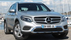 Essai Mercedes Classe GLC 250d 4MATIC Executive