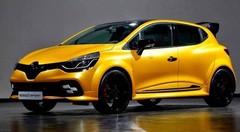 Renault : voici la méchante Clio RS de Monaco !