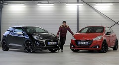 Essai DS3 Performance vs Peugeot 208 GTI By Peugeot Sport : dispute familiale