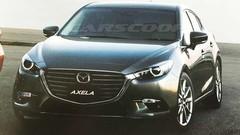 Mazda 3 : bientôt le restylage