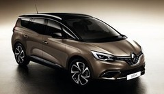 Renault Grand Scénic 2016 : infos, images et vidéo officielles