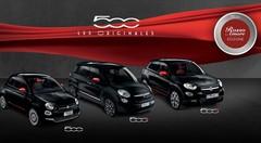 Fiat 500, 500L & 500X : prix de la série spéciale Rosso Amore Edizione