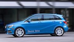 Mercedes : 4 modèles électriques en 2020 ?