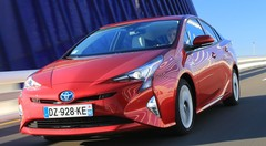Essai Toyota Prius 4 Lounge : Mature