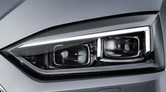 Nouvelle Audi A5 Coupé 2016 : voici le phare !