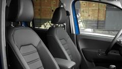 Volkswagen Amarok (2016) : nouvelles photos, découverte de l'intérieur
