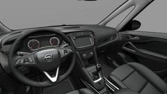 Opel Zafira Tourer (2016) : les photos du configurateur ont fuité !
