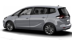 Premières photos de l'Opel Zafira Tourer 2016 restylé