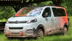 Caradisiac a essayé le Citroën SpaceTourer Hyphen Concept: il grimpe aux arbres