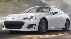 Subaru BRZ 2017 : Bientôt le restylage pour la Subaru BRZ
