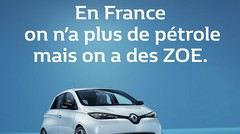 Insolite : Renault se moque de la pénurie de carburant