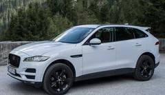 Essai Jaguar F-Pace : Mieux vaut tard que jamais