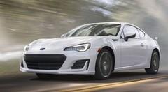Subaru BRZ : des évolutions notables, mais pas spectaculaires !
