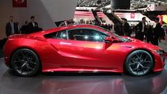Honda NSX : ouverture des commandes en France
