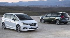 Opel Zafira restylé : Visage plus sage pour le Zafira restylé
