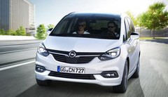 L'Opel Zafira 2016 subit un relookage qui le rend plus sage