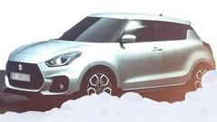 Suzuki Swift Sport 2017 : Elle passe au Turbo