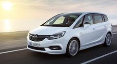 Opel Zafira Tourer 2016 : le Zafira se refait une beauté