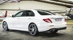 Mercedes E220d : l'autonomie en ligne de mire