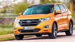 Essai Ford Edge : Il n'a pas peur du Renault Koleos