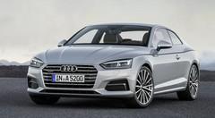 Nouvelles Audi A5 et S5 2016 : les vidéo, photos et infos officielles