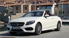 Essai Mercedes Classe C Cabriolet: sortez découvert