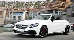Essai Mercedes-AMG C63 S Cabriolet : il ne manquait plus qu'elle