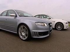Essai Audi RS4 420 ch et BMW M3 420 ch : Brutales mais fascinantes
