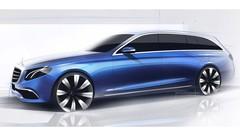 Mercedes : premier teaser de la Classe E Estate