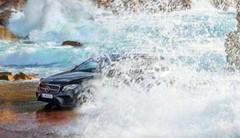 Mercedes tease la Classe E break en maillot AMG