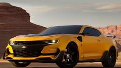 La nouvelle Chevrolet Camaro Bumblebee se montre en avance