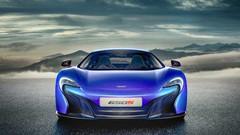 McLaren 650S : sa remplaçante attendue début 2017
