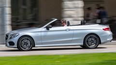 Essai Mercedes Classe C 43 AMG Cabriolet : Plaisir double