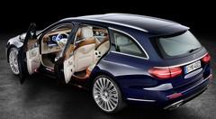 Nouvelle Mercedes Classe E : jeu, set et malle