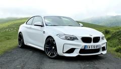Essai BMW M2 : concentré de M