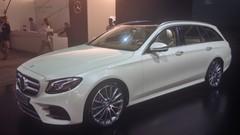 Présentation vidéo Mercedes Classe E break: de la balle
