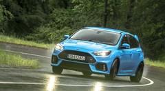 Essai Ford Focus RS : le test au Nürburgring et sur autoroute libre !