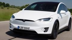 Essai Model X : le premier crossover de Tesla ne déçoit pas