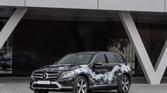 Mercedes GLC F-CELL Plug in : un SUV à hydrogène rechargeable en 2017