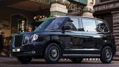 Les taxis londoniens partout en Europe