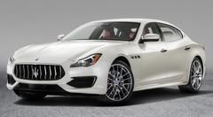 Maserati Quattroporte (2016) : un restylage, deux nouvelles finitions