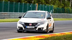La Honda Civic Type R au chrono sur 5 circuits