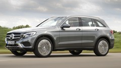Essai Mercedes GLC 220d 4Matic Auto. Executive : Post-cubisme