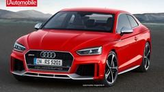 Future Audi RS5 : Dopage enclenché pour la future RS5