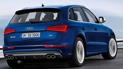 Futur Audi SQ5: avec compresseur électrique