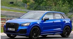 Audi SQ2 : sur les rails !