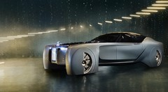 Centenaire de BMW : l'étonnant concept Rolls Royce 103EX