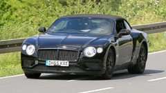 Scoop : Bentley Continental GT Cabrio